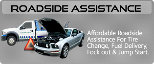 Affordable roadside assistance for tire change, fuel delivery, lock out and winch & recovery in Alpharetta, Roswell, Suwanee, Norcross and Duluth